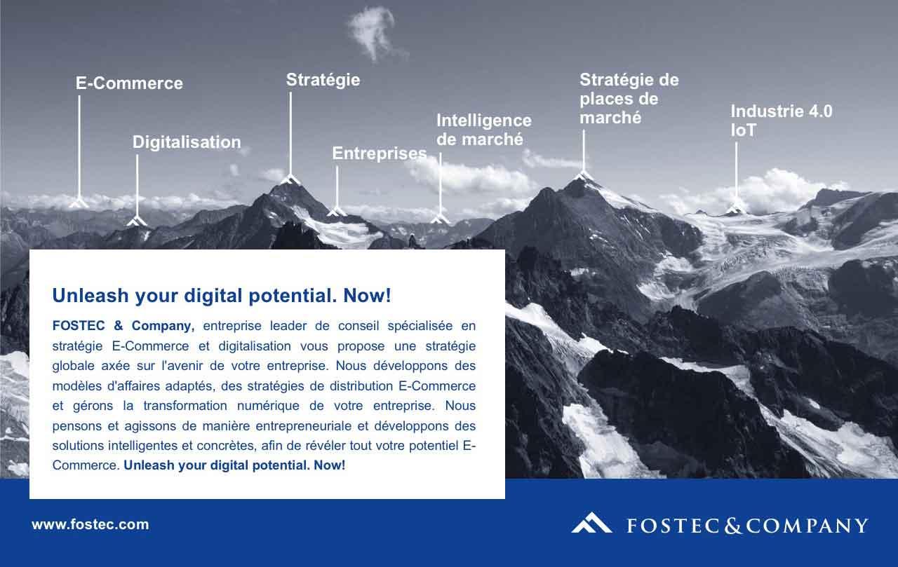 FOSTEC Commerce Consultants devient FOSTEC & Company
