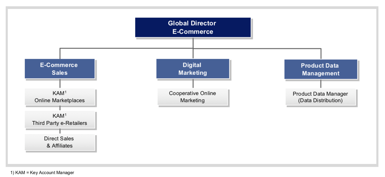 E-Commerce Organisation - FOSTEC & Company
